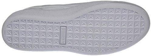 white Patent Vikky Damen Weiß Platform Sneaker White Puma 0Rpqz