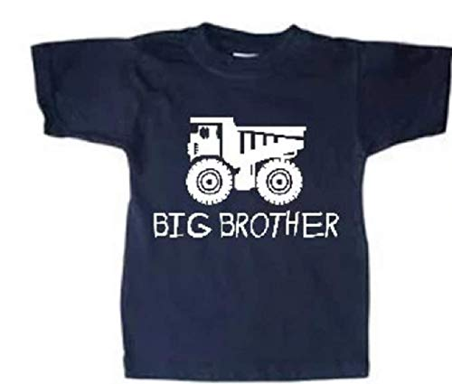big brother dump truck toddler shirt boys dumptruck tshirt