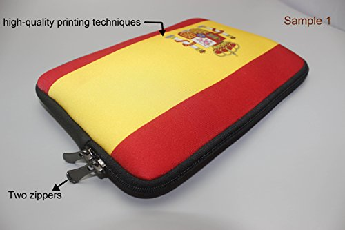 """Yestore Superior Neoprene Aztec Sleeve Case for All Laptop 13"""" 13.3"""" and Macbook Pro 13"""""""