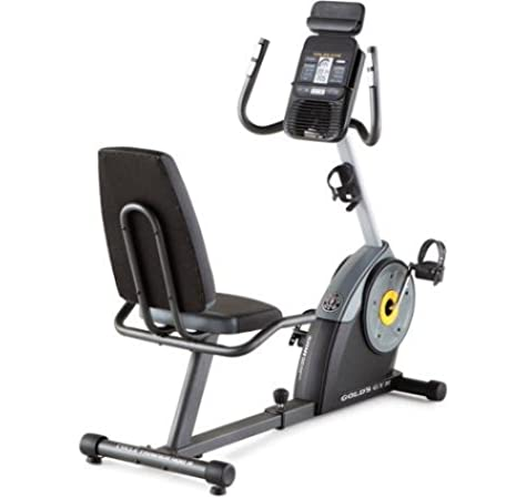 Amazon Com Gold S Gym Cycle Trainer 400 R Exercise Bike Sports Outdoors