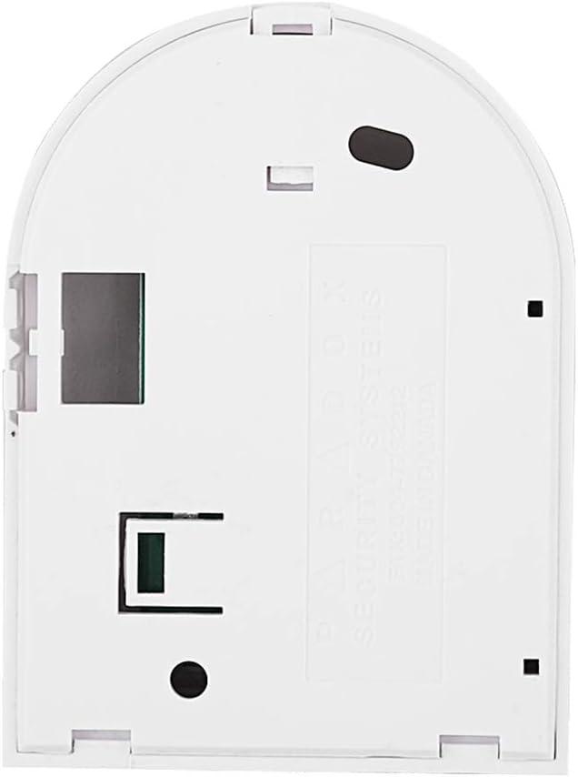 Sensor roto de cristal sistema de alarma de seguridad roto de vidrio inal/ámbrico para el hogar