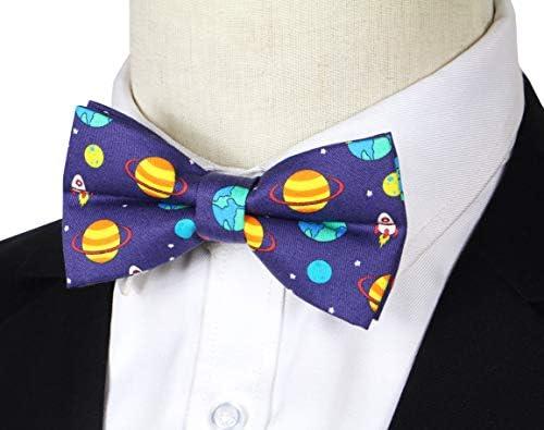 Kid Bow Tie Polka Dot Designs Collars Bow Tie Children/'s Accessory Cute FO