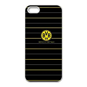 BVB Borussia Dortmund Cell Phone Case for iPhone 5S by lolosakes