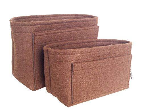Womens-Purse-Organzier-Sturdy-Felt-Handbag-Liner-Insert-Bag-9-Pockets-2-Size