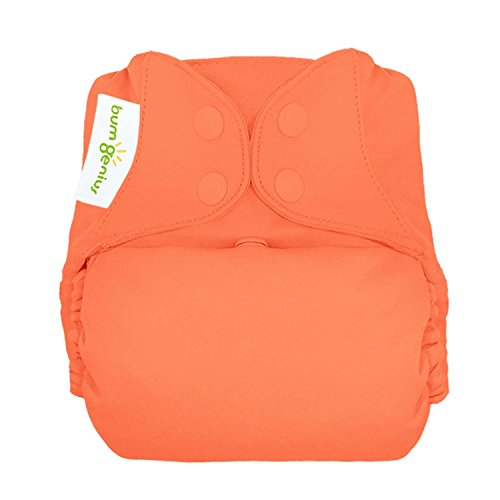 Bumgenius Freetime Cloth Diapers 6 Pack Mixed Colors Snaps by Freetime (Image #3)