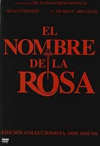 El Nombre De La Rosa - Edición Especial [DVD]: Amazon.es