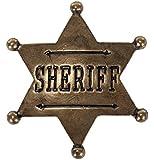 Elope Sheriff Star Badge, Standard