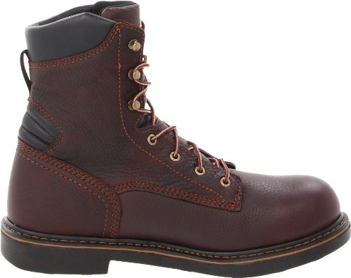 ... Irish Setter Menns 83803 8 Arbeid Boot Brown
