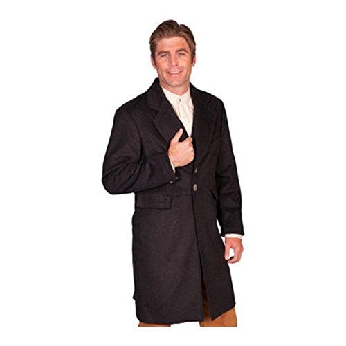 [スカーリー] メンズ ジャケット&ブルゾン Wool Blend Coat 520929 [並行輸入品] B07DHLR4C8  46