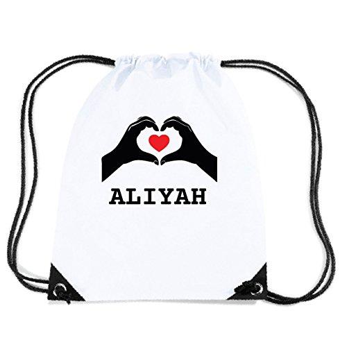 JOllify ALIYAH Turnbeutel Tasche GYM5109 Design: Hände Herz mhUNaFO