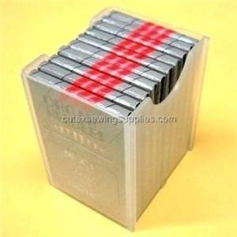 100 ORGAN DBX1 16X257 16X95 Industrial Sewing Needles metric 125 Size 20