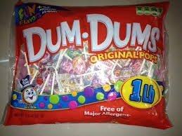 Dum Dums Original Pops -