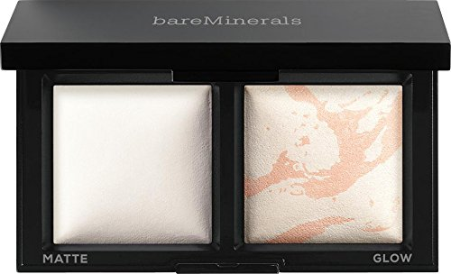 bareMinerals Invisible Light Translucent Power Duo, 0.31 Ounce