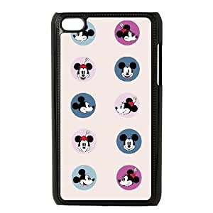 ipod 4 Black phone case Minnie Mouse YVD8921581