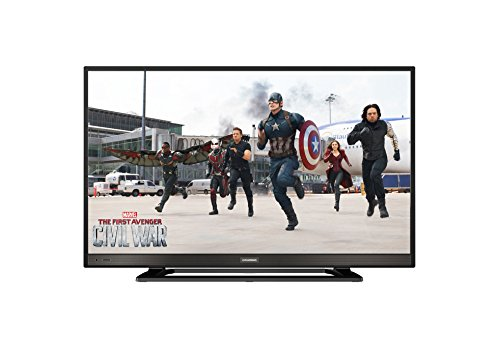 Grundig 22 VLE 525 BG 55 cm (22 Zoll) Fernseher (Full HD, Triple Tuner) schwarz