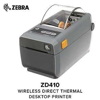 Amazon.com: Zebra Technologies ZD41022-D01E00EZ impresora ...