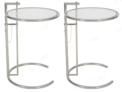 MLF® Eileen Gray End Table (Set of 2)