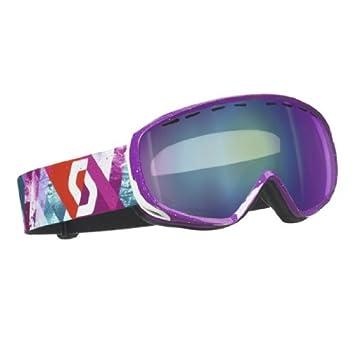 955b3d21dcc Amazon.com   Scott Dana 224601 Geoscape Purple Teal Chrome   Ski ...
