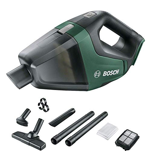 Bosch Home and Garden 06033B9100, UniversalVac 18 (Baretool), Hg DarkGreen