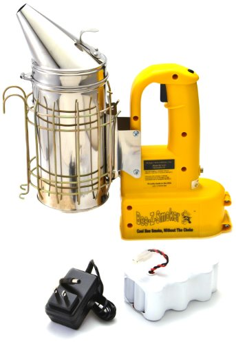 Bee-Z-Smoker BZ-422-D with Battery Charger