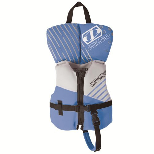 Vest Neo Infant (Yamaha WJP-32430-BL-IN Vest - Infant - Kids Neo -Blue; WJP32430BLIN Made by Yamaha)