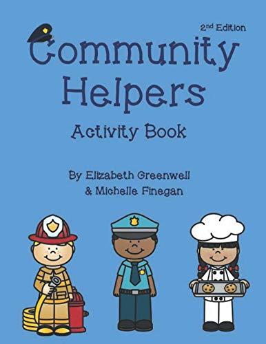 (Community Helpers: Activity Book)