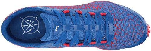 Puma Mens Evospeed Haraka 4 Track-shoes, Lapis Blu-toreador, 9.5 M Us Lapis Blue-toreador