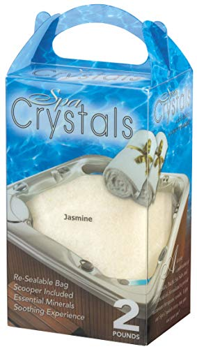 Cover Valet 628586933026 Spa Crystals, Jasmine, 2 lb ()