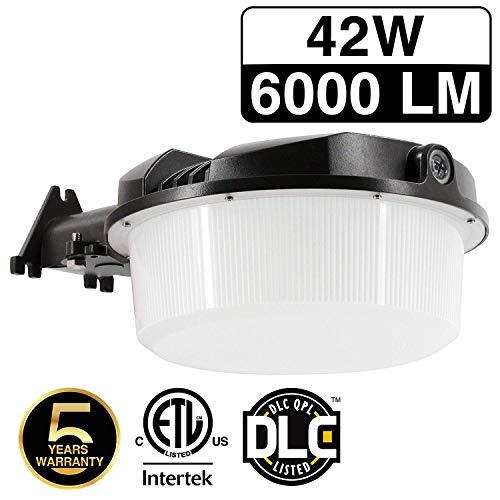 Zjojo Barn Light: Outdoor LED Barn Yard Street Security Light Waterproof