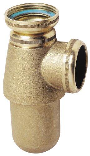 Wirquin sl501°C Adjustable Brass Sink Trap by Wirquin