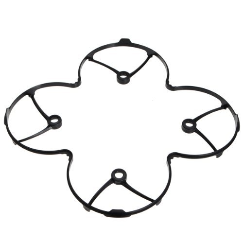 Hubsan X4 H107C RC Quadcopter Parts Protection Cover Blades Guard (Black)