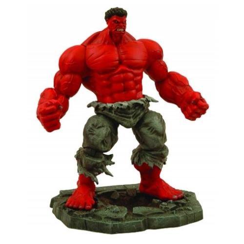 Diamond Comic Distributors Marvel Select Red Hulk Action Figure by Diamond Comic Distributors
