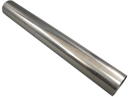 - CXRacing-3 inch Straight 304 Stainless Steel Exhaust Catback Header Pipe