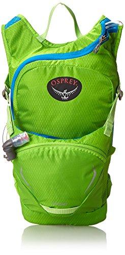 Osprey Youth Moki 1.5 Backpack, Grasshopper Green, One Size