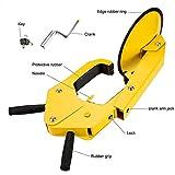 used 14 inch atv rims - Meditool Car Tire Wheel Lock Heavy-duty Steel Anti-Theft Wheel Clamp Lock For Most Trailer, Car, SUV, ATV, RV 24/7