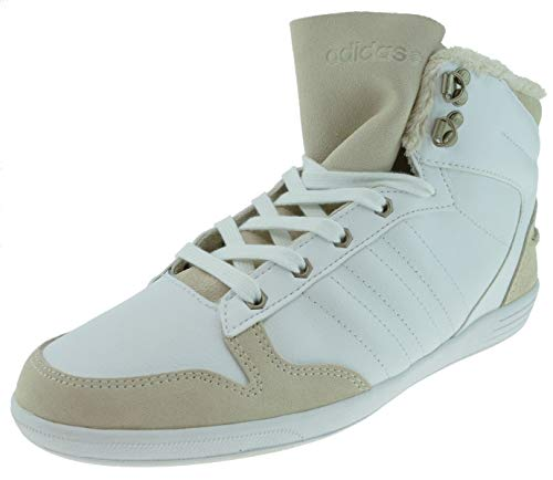 Bb Neo Zapatos Hoops Mujer Lux Adidas W atA6q