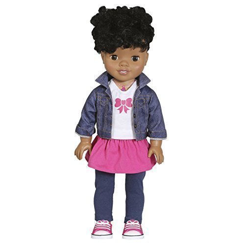 Genesis Toys: My Friend Cayla African American Black Doll 18