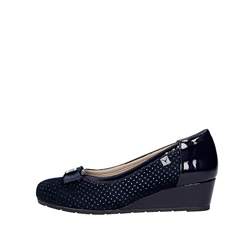 Cinzia Iab341827cs Doux Pompes Bleu Femmes