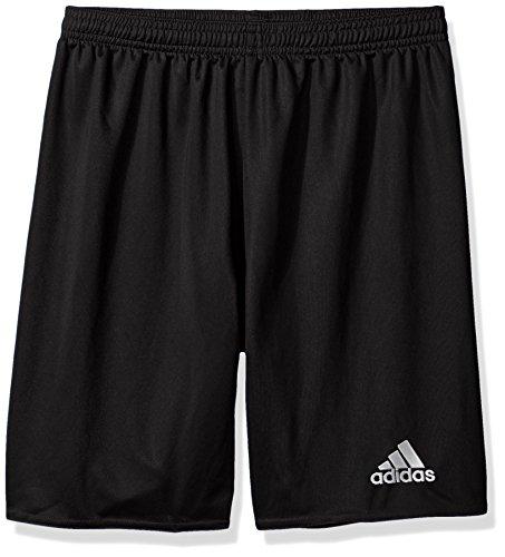 adidas unisex-youth Parma 16 Shorts Black/White 4T