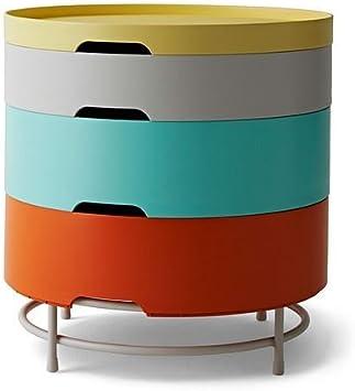 Ikea Ps 2014 Aufbewahrungstisch Bunt Amazon De Kuche Haushalt