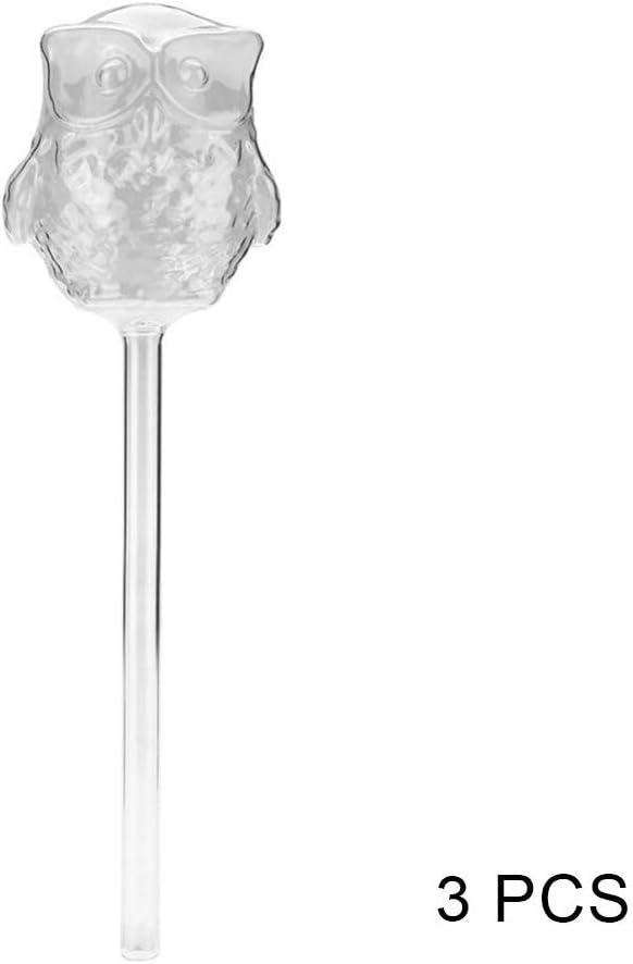 Venus valink Watering-Device Auto Innaffiamento Globe Casa Pianta Auto Innaffiamento Animale Forma Vetro Irrigatore Globi Automatico Irrigazione Patio Prato Giardino Vaso Vaso da Fiori Annaffiatoio