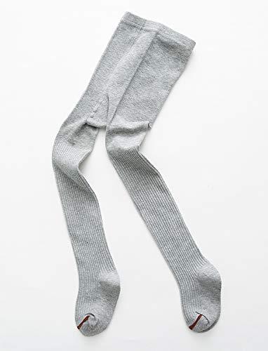 41sREBt2pXL Hecho en algodón su tacto cómodo y sauve lo hacen ideal para todo tipo de ocasiones Leotardos de canalé lisos con poco elastán son adapta de la pierna, para más movimiento Material: 80% Algodón, 15% Nylon, 5% Elastano