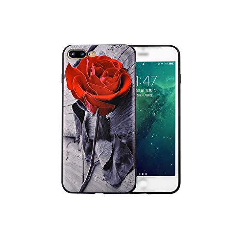 Retro Floral Flower Rose Phone Cases for iPhone