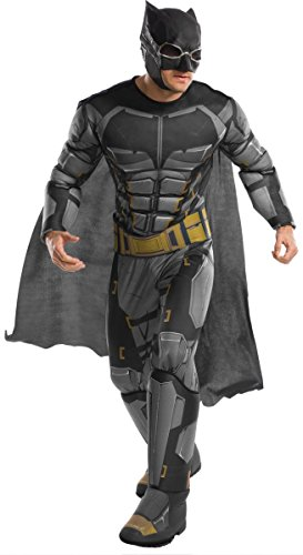 Rubie's Costume Co Tactical Batman Adult Deluxe Costume, As Shown, X-Large -