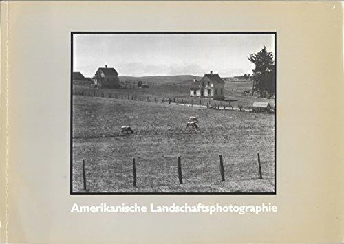 Timothy Osullivan Civil War - Amerikanische Landschaftsphotographie 1860 - 1978 Eine Ausstellung der Neuen Sammlung Muenchen