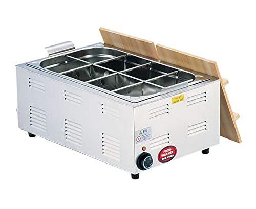 TKG 湯煎式電気おでん鍋 8ッ切/62-6515-66   B001UN3GHK