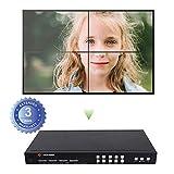 J-Tech Digital 2X2 HDMI Video Wall Controller