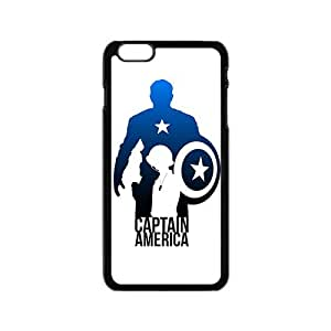 Brave Captain America Cell Phone Case for Iphone 6