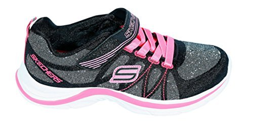 Skechers Swift Kicks Lil Glamour Girls Athletic Shoe (13)