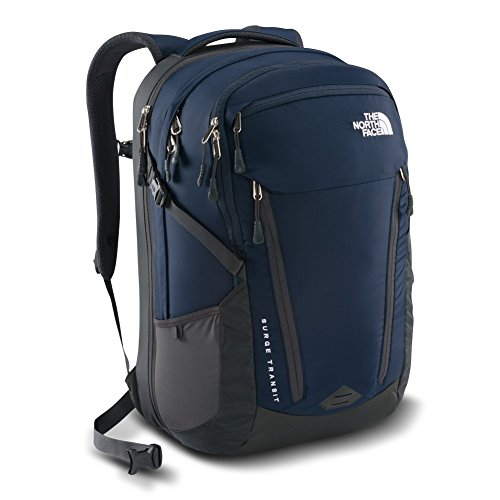 TNF Surge Transit Pack Cosmic Blue/Asphalt Grey One Size by The North Face